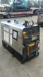 Airvantage 500 Lincoln welder
